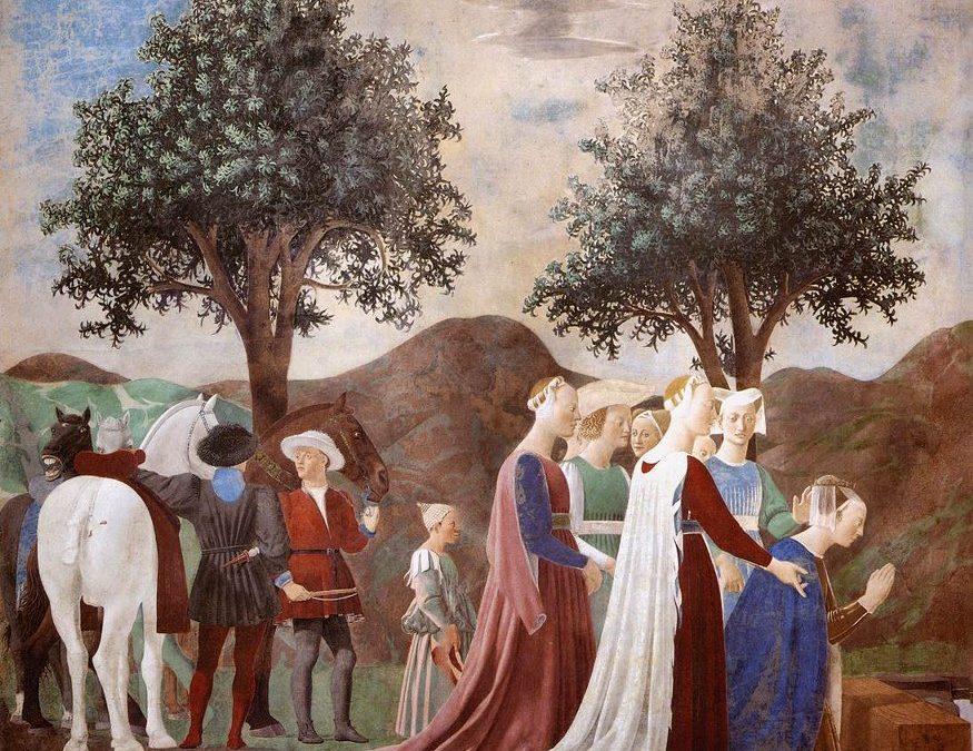 Alla scoperta di Piero della Francesca