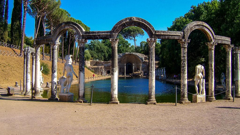 Visita guidata di Tivoli