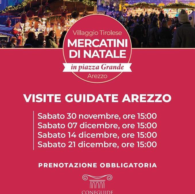 Visite guidate per individuali ad Arezzo