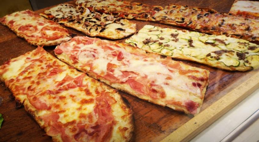 Pizza & Mortadella (Fori Imperiali)