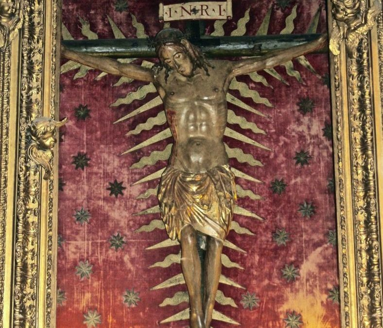 Crocefisso di S. Marcello al Corso